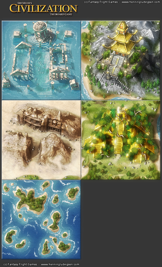 Civilization board game expansion 1b by henning