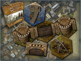 House of Baratheon army expansion, assets