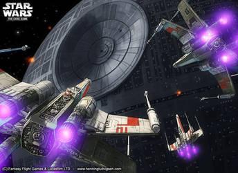 Star Wars - Probe their defense
