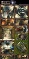 Mansions Of Madness, Forbidden Alchemy expansion