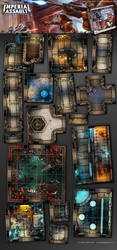 Star Wars, Imperial Assault base game 01 by henning