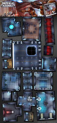 Star Wars, Imperial Assault base game 02 by henning