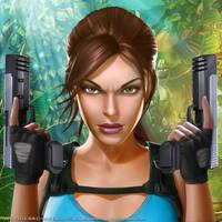 Lara Croft Relic Run 01 by henning
