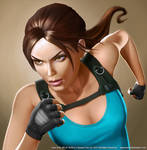 Lara Croft Relic Run 02 by henning