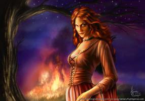Melisandre by henning
