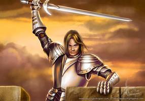 Renly Baratheon by henning