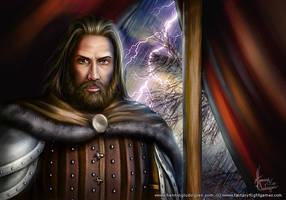 Robert Baratheon by henning
