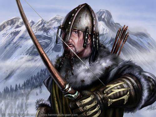 Longspear by henning