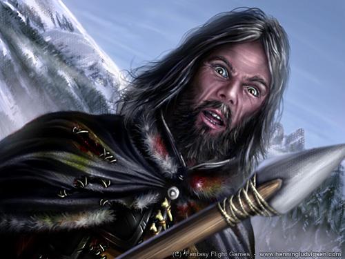 Alfyn Crowkiller by henning
