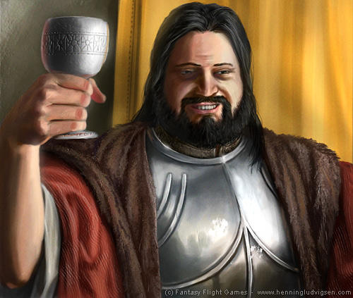 Robert Baratheon 2 by henning