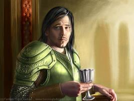 Renly Baratheon 2 by henning