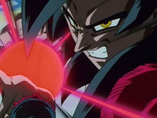 SSj4 Goku Kamehameha x10 by 12345100Goku Super Saiyan 4 Kamehameha X10