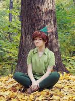 Peter Pan by Akai-Ritsuka