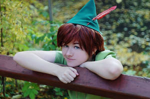 Peter Pan 2 by Akai-Ritsuka