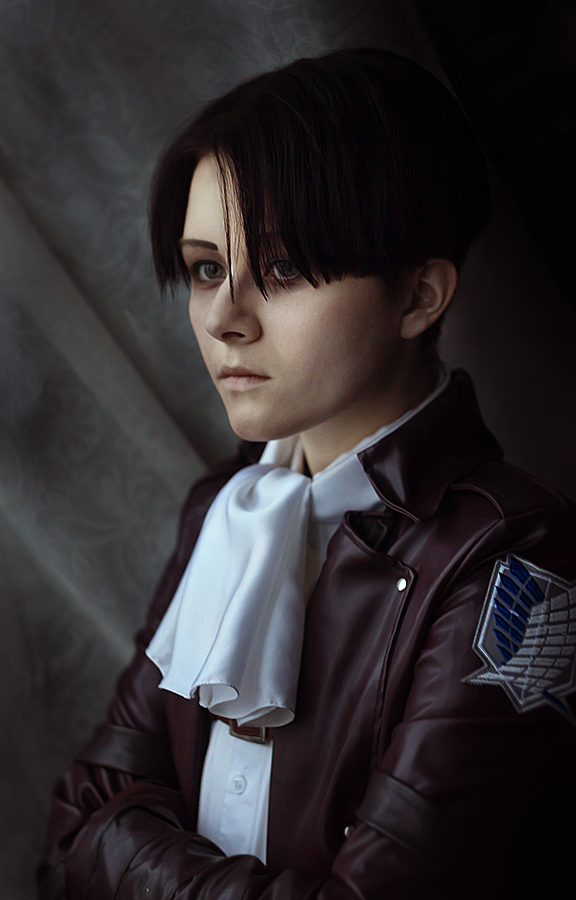 Favorit Levi Ackerman: Wings Of Counterattack by Akai-Ritsuka on DeviantArt PU01