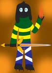 Prince Arnu by Keysic