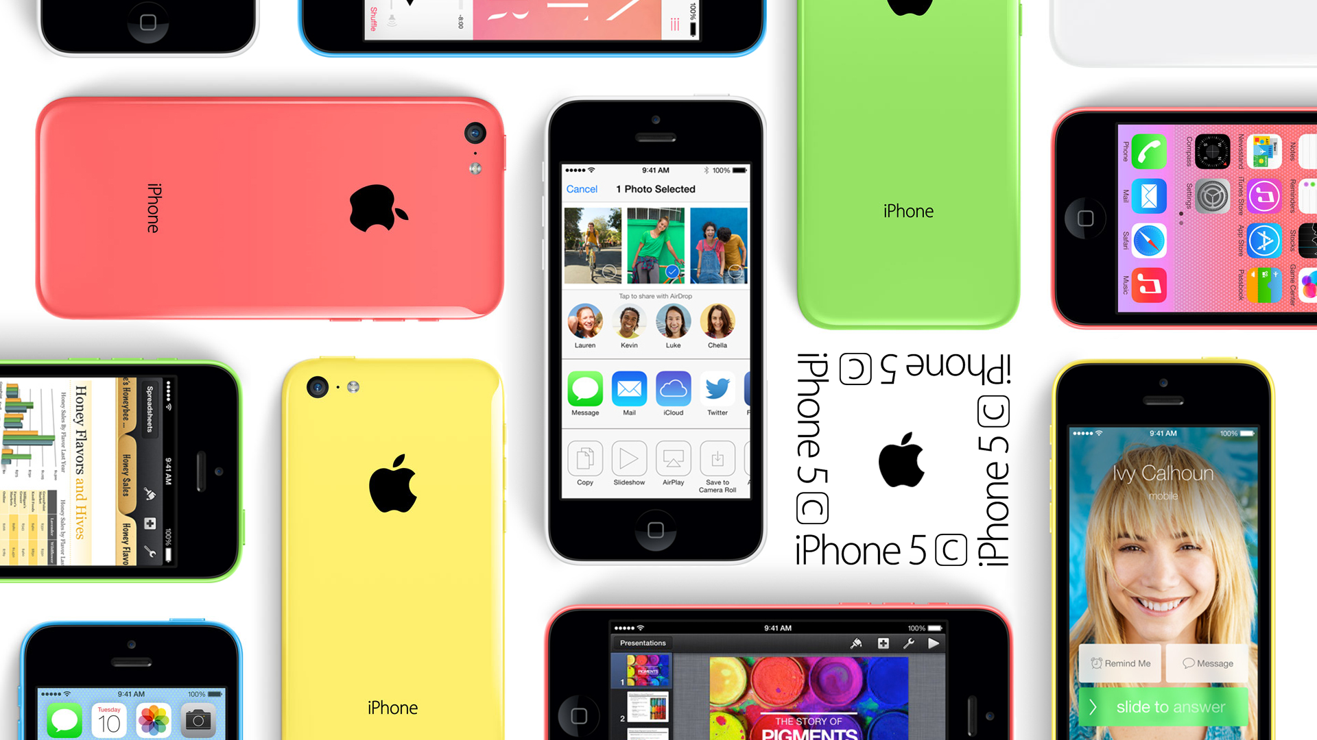 IPhone 5c Wallpaper By TheAcunda On DeviantArt