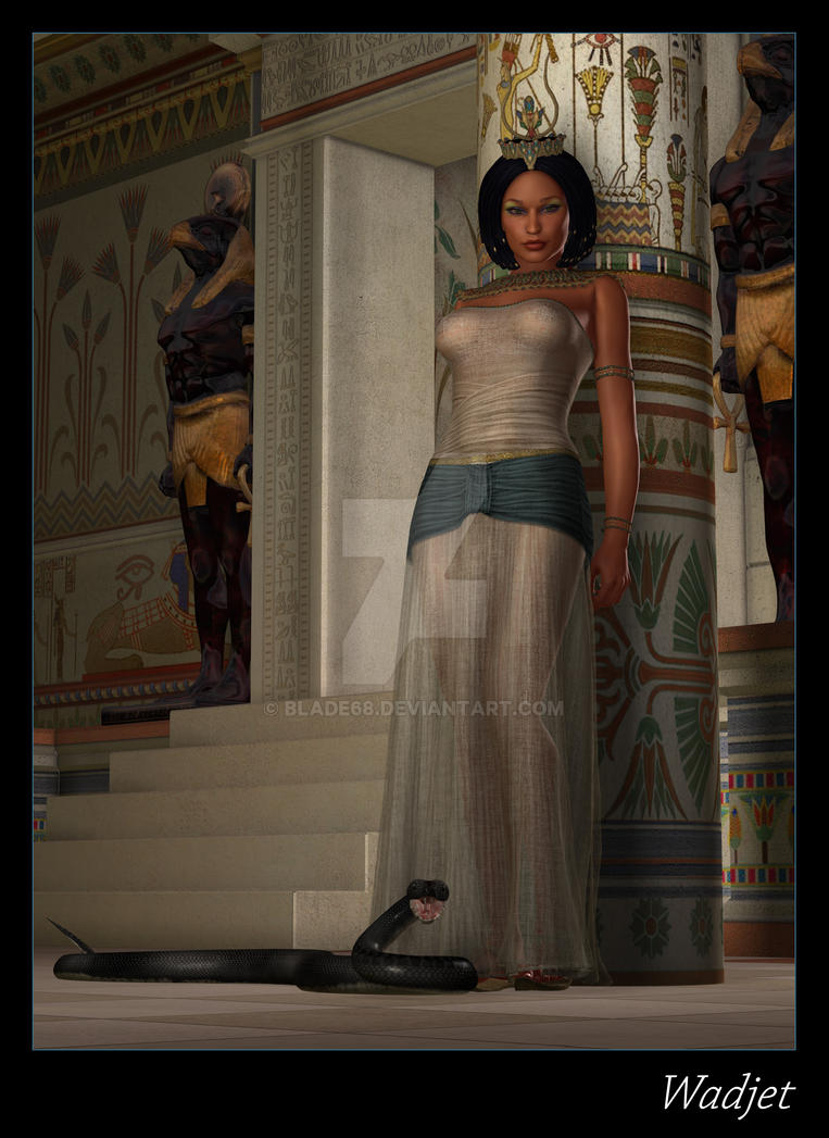 Wadjet by Blade68