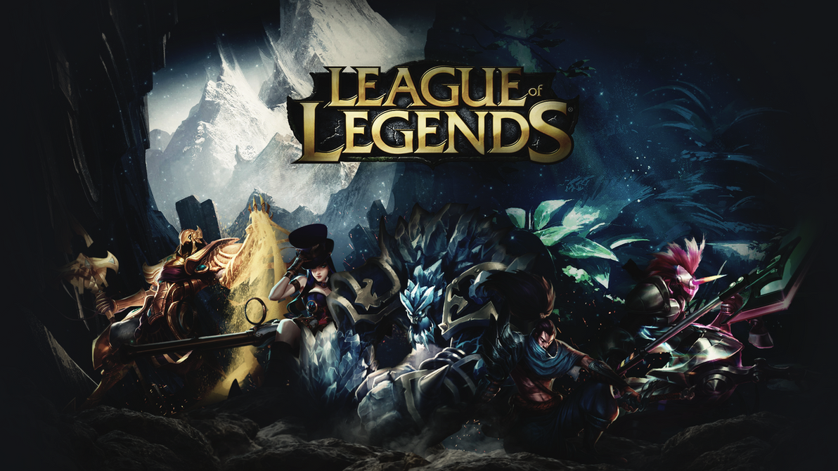 League of legends wallpaper 1920x1080 by elrinconcreativo on league of legends wallpaper 1920x1080 by elrinconcreativo voltagebd Image collections