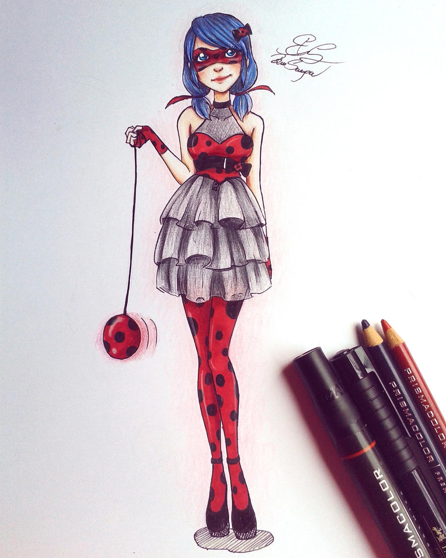 Ladybug by breesciarpa