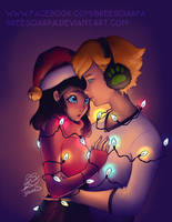 Love in the lights by breesciarpa