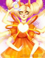 Shining Star by breesciarpa