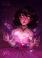 I love you by breesciarpa