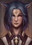 FFXIV - My character portrait