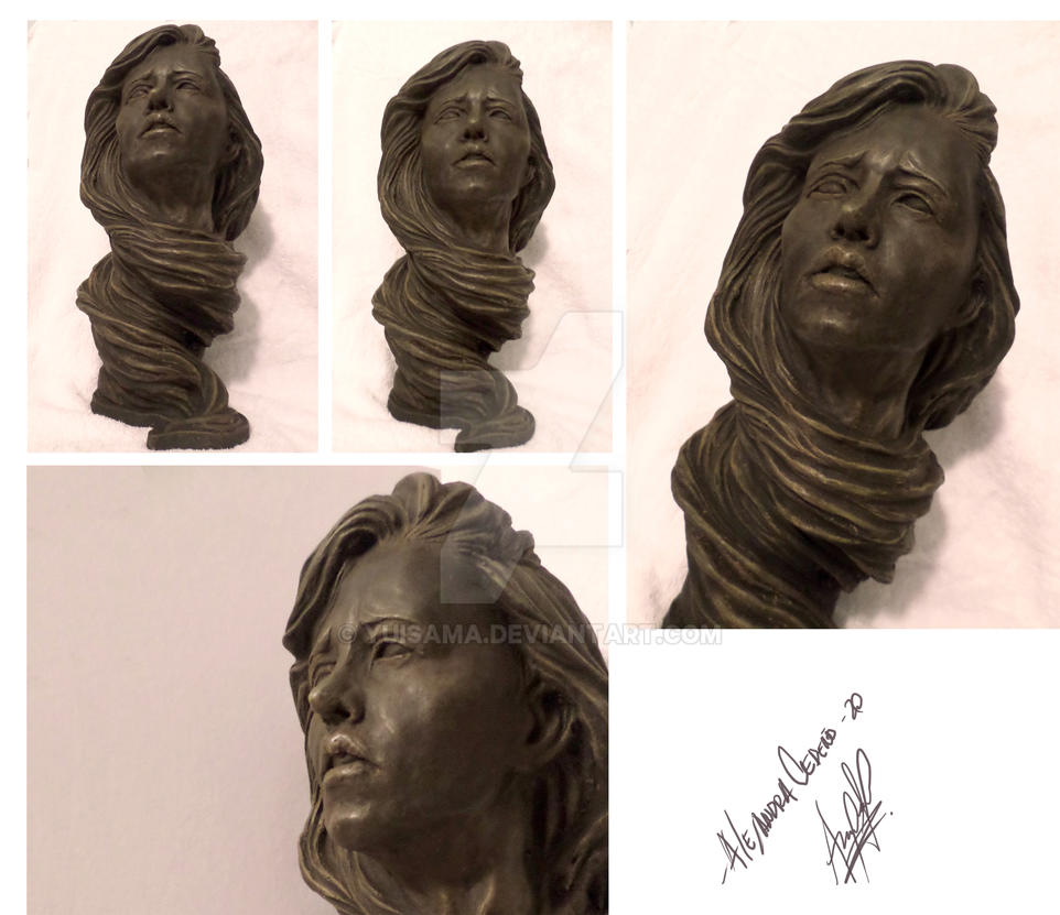 First sculpture by yuisama
