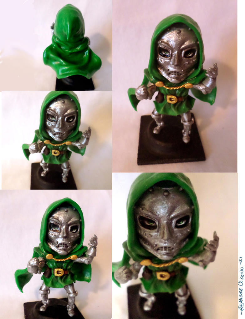 Little Dr. Doom by yuisama