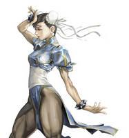 Chun-Li by CypressDahlia