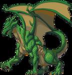 Large Scale RPG Sprite #7