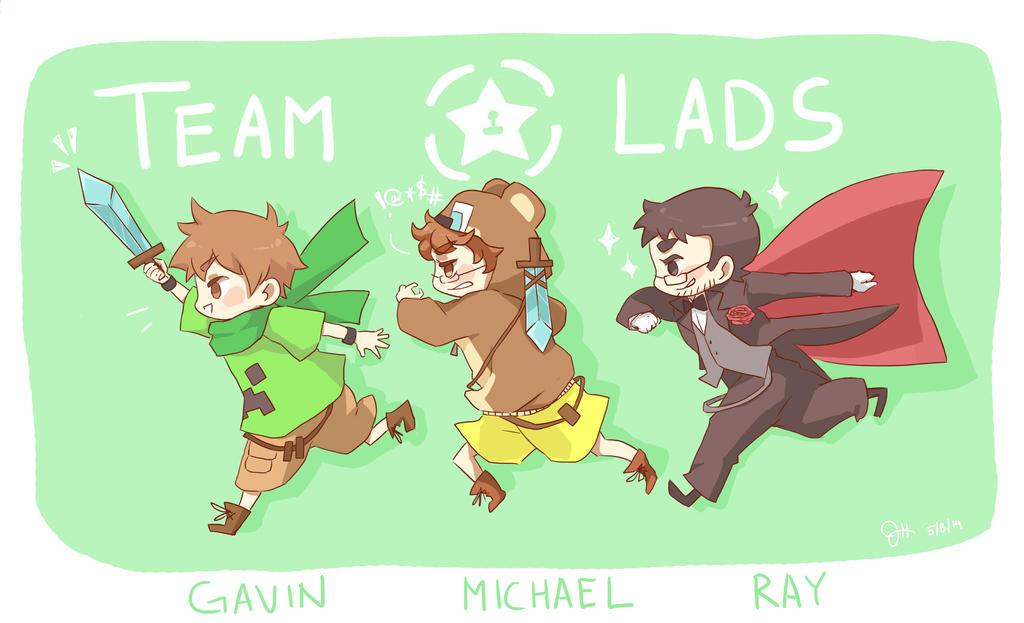 TeamLads by xxakikochanxx