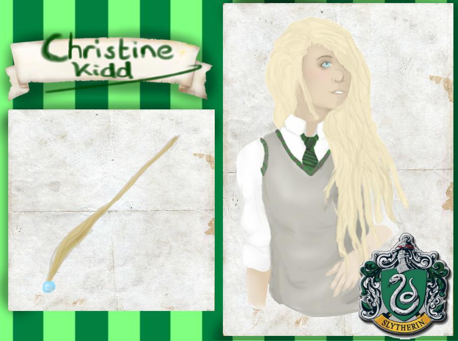 APP Christine Kidd by kokoNL