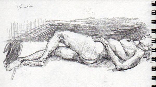figure study 04 by WolfOfSahara