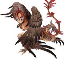 Harpy by WolfOfSahara