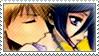Ichigo'n'Rukia stamp by Irchiel