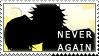 Rukia Ichigo stamp by Irchiel