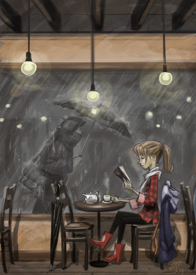 Rainy Day by MatsuRD