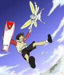 Eureka 7 - Come Fly With Me