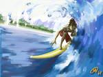 Eureka 7 - Surf - Renton