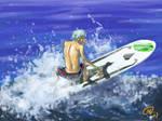 Eureka 7 - Surf - Holland