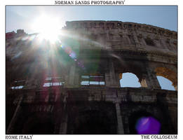 The Colloseum II Rome Italy by ratdog420