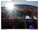 The Colloseum II Rome Italy