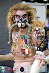 Mad Max Comic Con Chicago 2015