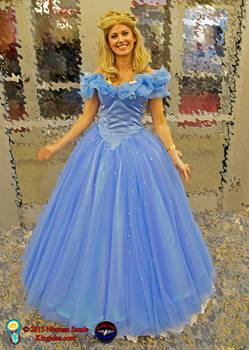 Princess Comic Con Chicago 2015
