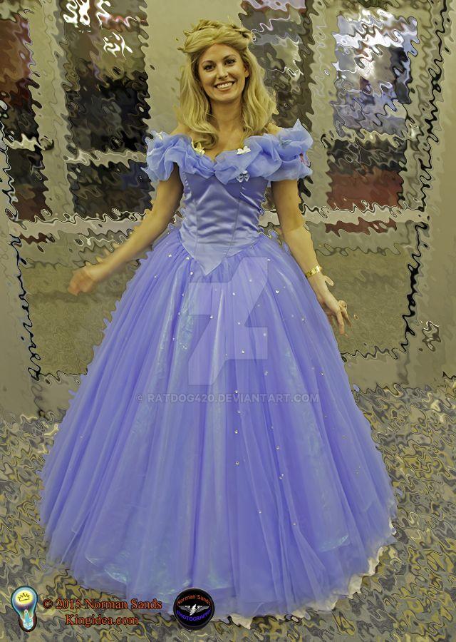 Princess Comic Con Chicago 2015 by ratdog420