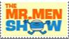 The Mr. Men Show Stamp
