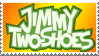 Jimmy Two-Shoes Stamp by LoudNoises