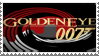 GoldenEye 007 Stamp by LoudNoises